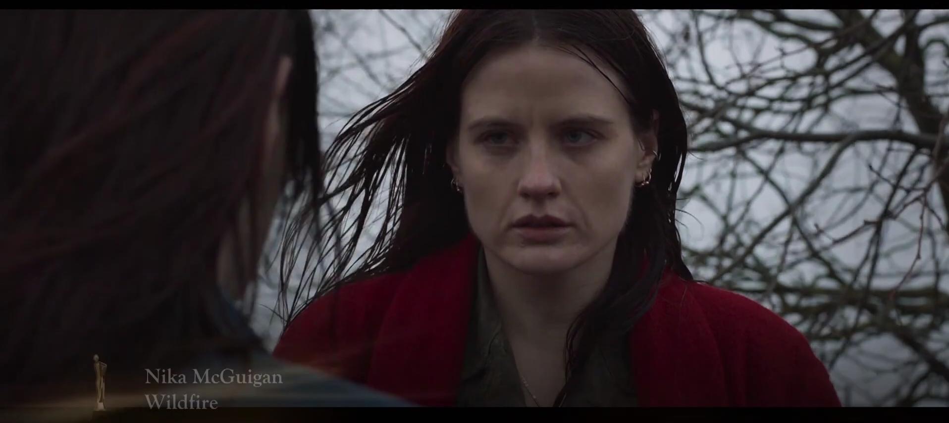 Nika McGuigan 'Wildfire' Winner Best Actress Film