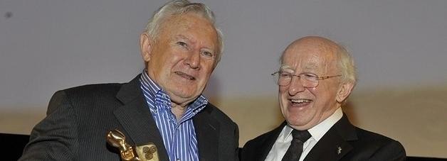 Niall Tóibín - IFTA Lifetime Award Recipient 2011